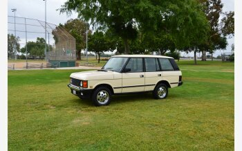 1992 Land Rover Range Rover for sale 101246879
